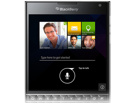 BlackBerry Personal Assistant