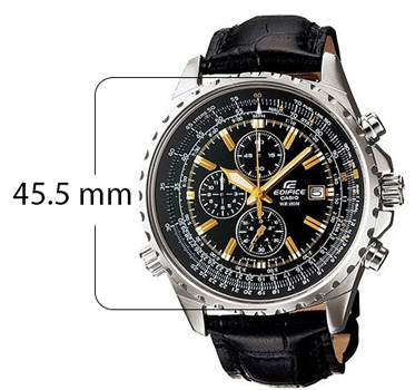 how to change date in casio edifice 5451