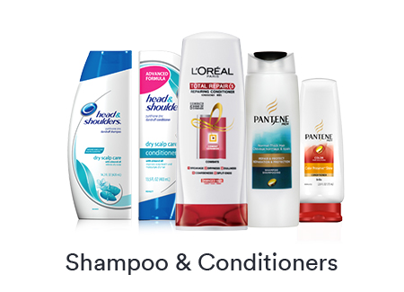 Shampoo & Conditionners